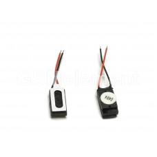 Динамик (speaker) универсальный (9*5.0 мм) (32 Ом) с проводами