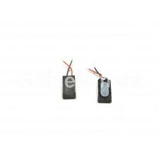 Динамик (speaker) универсальный (12*6.0 мм) (32 Ом) с проводами