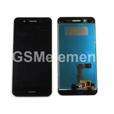 Дисплей Huawei GR3 (TAG-L21) в сборе с тачскрином чёрный