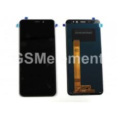 Дисплей Meizu M6s в сборе с тачскрином чёрный