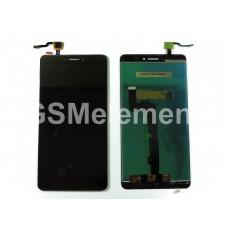 Дисплей Xiaomi Mi Max в сборе с тачскрином чёрный