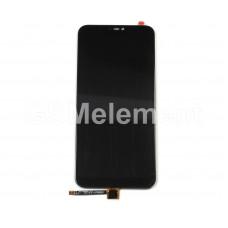 Дисплей Xiaomi Mi A2 Lite/Redmi 6 Pro в сборе с тачскрином чёрный AAA