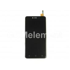 Дисплей BQ BQ-5059 в сборе с тачскрином, чёрный