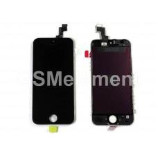 Дисплей iPhone 5S/SE чёрный оригинал 100%