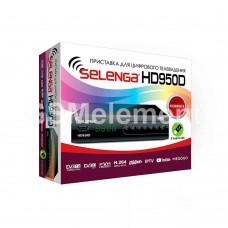 ТВ-приставка Selenga HD950D (DVB-T2)
