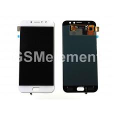 Дисплей Asus ZenFone 4 Selfie Pro (ZD552KL) в сборе с тачскрином белый
