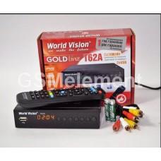 ТВ-приставка цифровая World Vision T62A (DVB-T2)