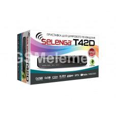 ТВ-приставка Selenga T42D (DVB-T2)