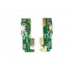 Шлейф (субплата) Sony F3311/F3313 (Xperia E5) на системный разъём