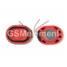 Звонок (buzzer) универсальный (25*35 мм) (8 Ом) с проводами