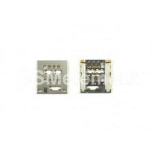 Коннектор SIM Sony LT28i/LT26w