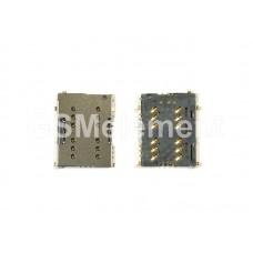 Коннектор SIM Sony E5603/E5633 (Xperia M5/M5 Dual)