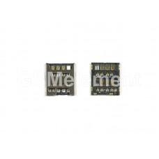 Коннектор SIM Sony LT26i/LT26ii