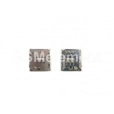 Коннектор SIM Huawei Ascend P6