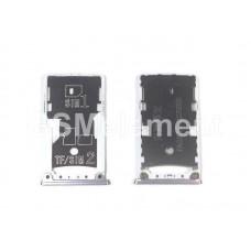 Контейнер SIM Xiaomi Redmi 4 чёрный