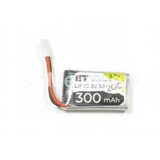 АКБ высокотоковая Energy Technology LP 702030 20C 3,7v Li-Pol 300 mAh