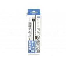 USB датакабель Type-C Remax Suji Series RC-134a (1.0 m/ 2.1A) силикон, чёрный
