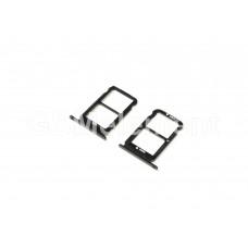 Контейнер SIM Huawei Honor 10, чёрный