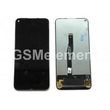 Дисплей Huawei Honor 20 (YAL-L21) в сборе с тачскрином чёрный