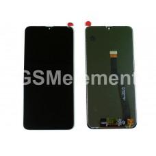 Дисплей Samsung SM-A105F/M105F Galaxy A10/M10 в сборе с тачскрином чёрный