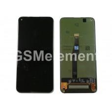 Дисплей Huawei Honor 20 (YAL-L21)/ Honor 20 Pro (YAL-L41)/ Nova 5T в сборе с тачскрином, чёрный