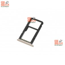 Контейнер SIM Meizu M5c золото