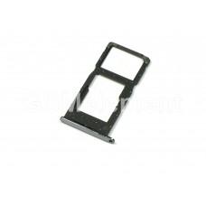 Контейнер SIM Huawei Honor 10 Lite/Honor 10i, чёрный