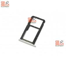 Контейнер SIM Meizu M5c белый