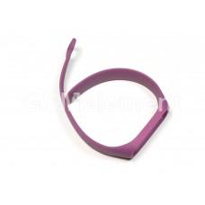 Ремешок для фитнес браслета Xiaomi Mi Band 3/Mi Band 4, фиолетовый