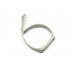 Ремешок для фитнес браслета Xiaomi Mi Band 3/Mi Band 4, Strap Original series, серый