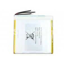 АКБ универсальная 36100100p 3,7v Li-Pol 4200 mAh (3 провода), оригинал