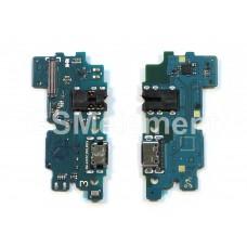 Шлейф Samsung A305F (A30) на системный разъём