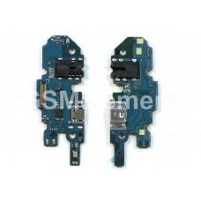 Шлейф Samsung A105F (A10) на системный разъём