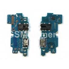 Шлейф Samsung A205F (A20) на системный разъём