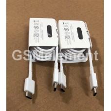 USB датакабель USB-C - USB-C Samsung EP-DG977BBE (1.0 m), белый AAA