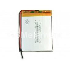 АКБ универсальная 406080p 3,7v Li-Pol 2500 mAh