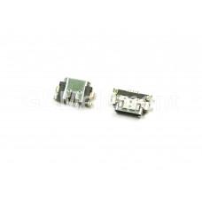 Разъем системный ZTE Blade V8/V7 Lite (micro USB) 5 pin, оригинал