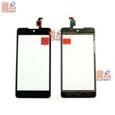 Тачскрин Micromax Q340 Selfie 2 чёрный
