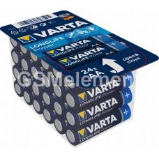 Элемент питания Varta LONGLIFE Power AA LR6 (24)