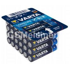 Элемент питания Varta LONGLIFE Power AAA LR03 (24)