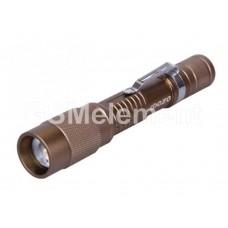 Фонарь светодиодный ФАZА A2-L3WZ (CREE LED, 2*AA, фокусировка потока), бронза