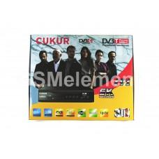 ТВ-приставка цифровая CUKUR 2020 (DVB-T2)