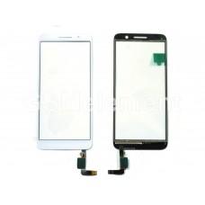 Тачскрин Alcatel OT-5033D (1) белый