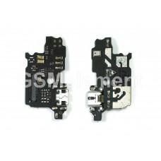 Шлейф ZTE Blade V8 Mini с разьемом micro USB и микрофоном (субплата)