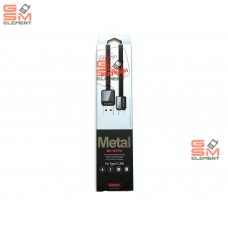 USB датакабель Type-C Remax Platinum RC-044a (1.0 m/ 2.1A) силикон, чёрный