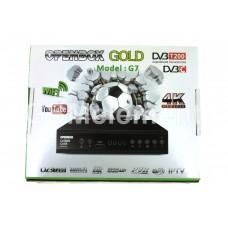 ТВ-приставка цифровая Open Gold G7 (DVB-T2)