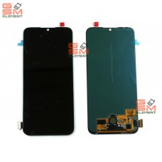 Дисплей Xiaomi Mi A3 в сборе с тачскрином чёрный AAA