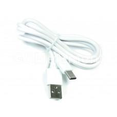 USB датакабель Type-C Blackview, с длинным кончиком 9mm, белый