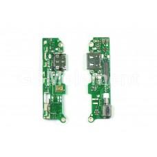 Шлейф (субплата) Sony H4113 (Xperia XA2 Dual) на системный разъём