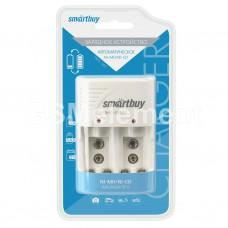 Зарядное устройство SmartBuy SBHC-505 (Ni-Mh, 4 слота AA, AAA, 2 слота 9V/6F22) автомат